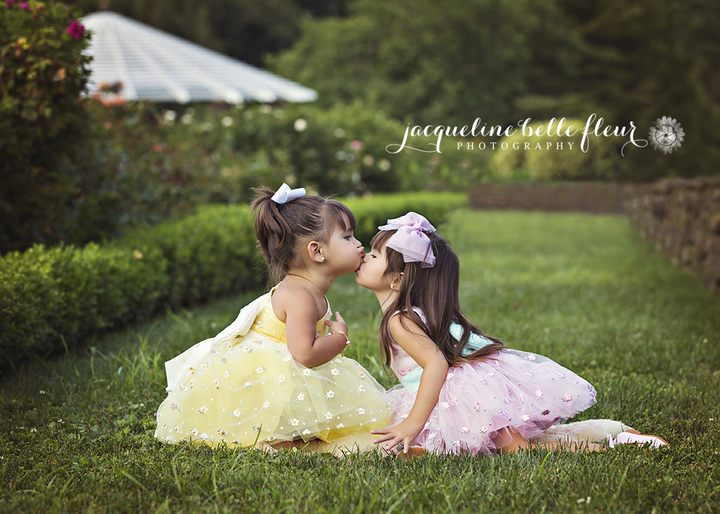 Mommy & Me - sisters